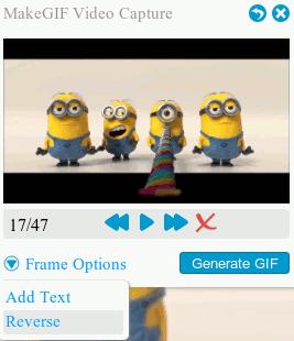 Как сделать Gif анимацию из видео Youtube
