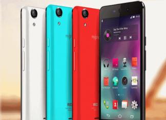 myPhone Fun 4 - Android смартфон с разноцветными корпусами за 96$