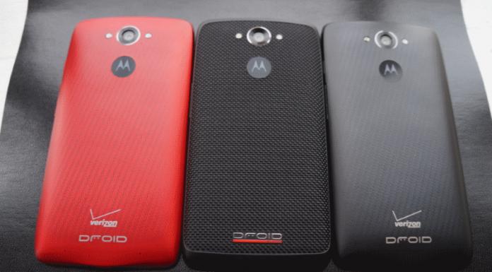 Motorola выпустит Droid Turbo 2