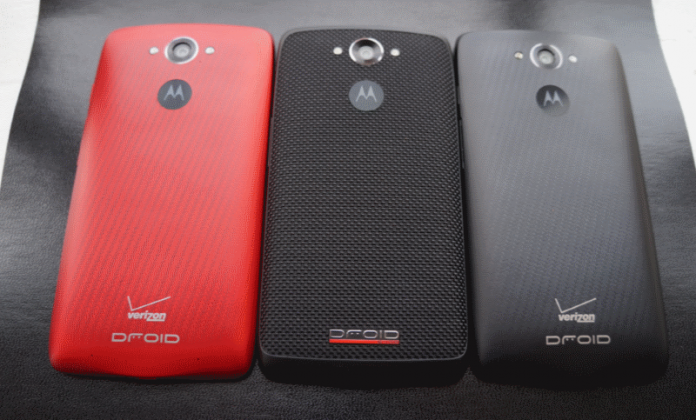 Motorola выпустит Droid Turbo 2