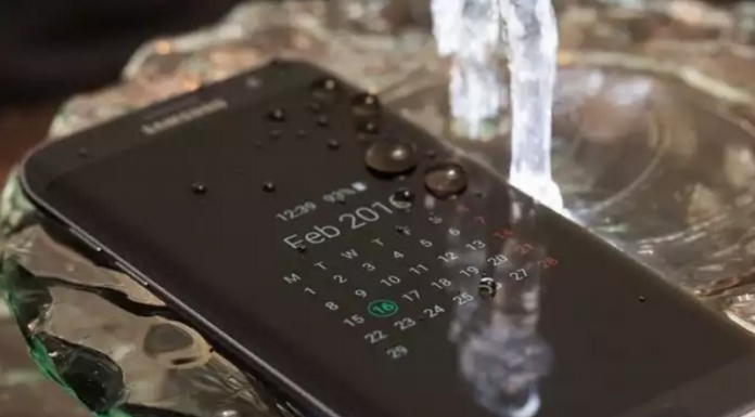 Датчик влажности в Samsung Galaxy S7 и S7 edge