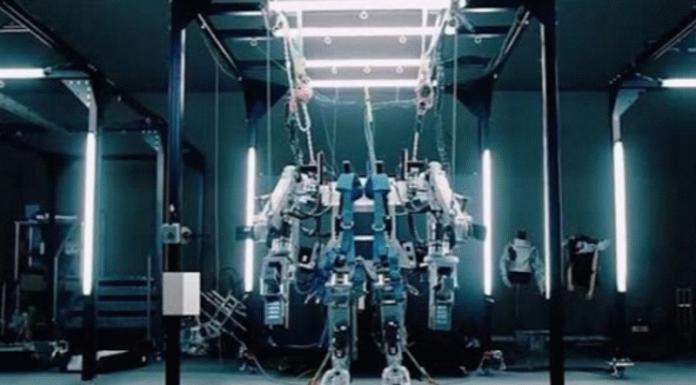 Panasonic продемонстрировала экзоскелеты для грузчиков, легкоатлетов и рабочих