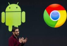 Chrome OS и Android могут быть объединены